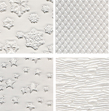 Makins Texture Sheets - Set D